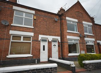 Thumbnail 3 bed terraced house to rent in Smallman Road, Crewe