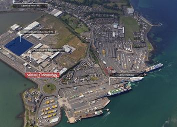 Thumbnail Warehouse to let in Port Of Larne Business Park, Redlands Road, Larne, County Antrim