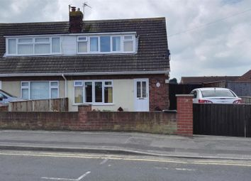 Thumbnail 3 bed semi-detached bungalow for sale in Seacroft Road, Mablethorpe, Lincolnshire