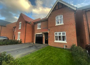 Thumbnail 3 bed detached house for sale in Green Hedge Lane, Queniborough, 3