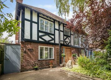 Thumbnail 4 bed detached house for sale in Lucknow Avenue, Mapperley Park, Nottingham