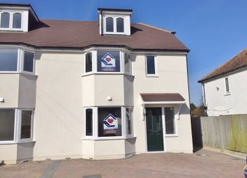 Thumbnail 3 bed semi-detached house for sale in Roselea Avenue, Herne Bay