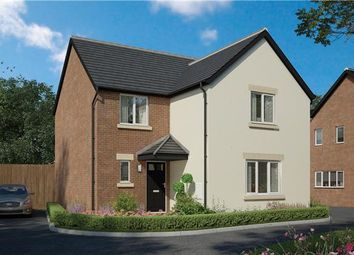 Thumbnail 4 bed detached house for sale in The Wilcott, Hardwicke Grange, Meerbrook Way, Quedgeley, Gloucester
