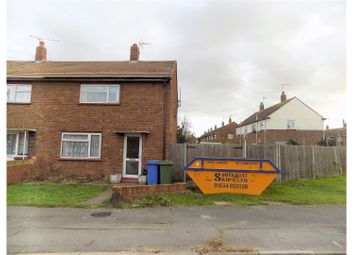 Thumbnail 2 bed end terrace house for sale in Queensway, Sheerness