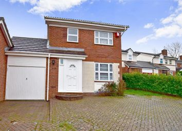 Thumbnail 3 bed link-detached house for sale in West Rise, Tonbridge, Kent