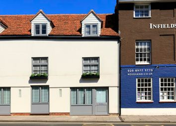 Thumbnail 2 bedroom terraced house to rent in High Street, Hampton Wick