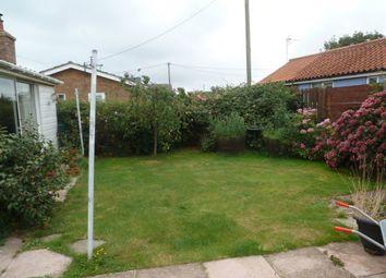 Thumbnail 2 bedroom detached bungalow for sale in Bush Estate, Eccles-On-Sea, Norwich
