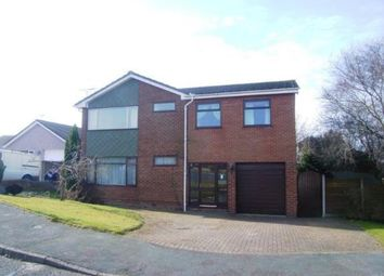 Thumbnail 4 bed detached house for sale in Redcar Road, Lancaster, Lancashire