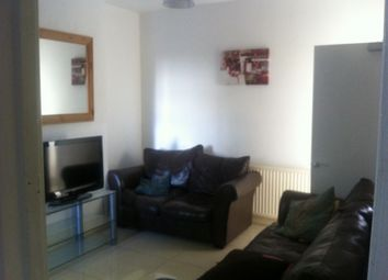 Thumbnail 4 bed terraced house to rent in Cottrell Road, Roath, Cardiff