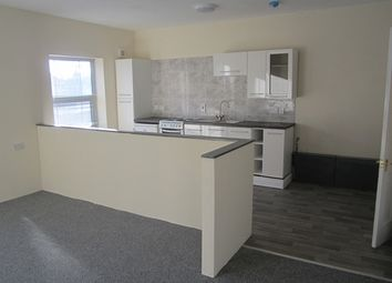 Thumbnail 1 bed flat to rent in Market Street, Heanor, Derbyshire