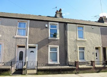 Thumbnail 2 bed terraced house to rent in Moss Bay Road, Workington