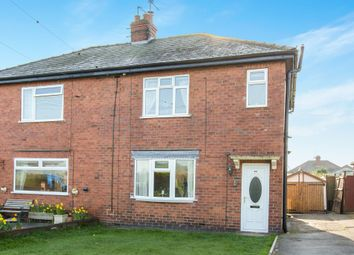 Thumbnail 3 bed semi-detached house for sale in Wessington Lane, South Wingfield, Alfreton