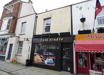 Thumbnail 1 bed flat for sale in Orchard Street, Weston-Super-Mare