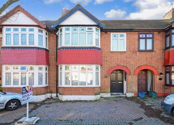 Thumbnail 3 bed terraced house for sale in Beaminster Gardens, Ilford, Essex