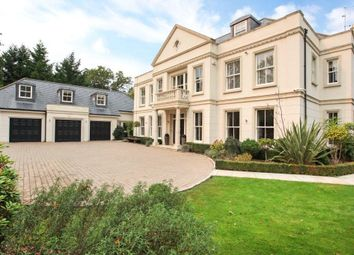 Thumbnail 6 bed country house to rent in Gorse Hill Road, Wentworth, Virginia Water, Surrey