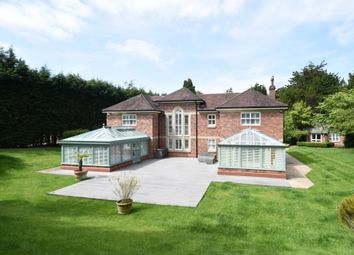 Thumbnail 5 bed detached house to rent in Underwood Road, Alderley Edge