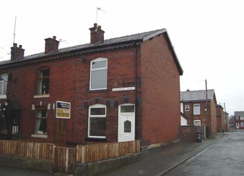 Thumbnail 2 bed end terrace house to rent in Ashworth Street, Radcliffe, Manchester