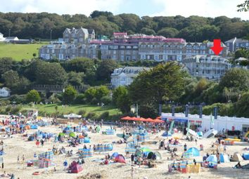 Thumbnail 2 bed flat for sale in Primrose Court, Primrose Valley, St. Ives, Cornwall