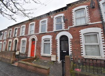Thumbnail 4 bedroom terraced house to rent in Carmel Street 4 Bed Hmo, Belfast