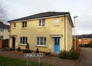 Thumbnail 3 bed semi-detached house for sale in Brockweir Road, Cheltenham, Gloucestershire