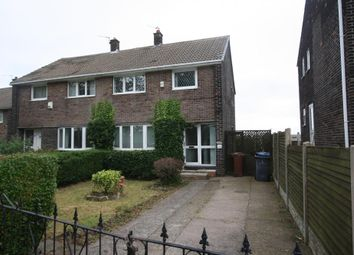 Thumbnail 3 bed semi-detached house to rent in Yews Lane, Kendray Barnsley, South Yorkshire, England