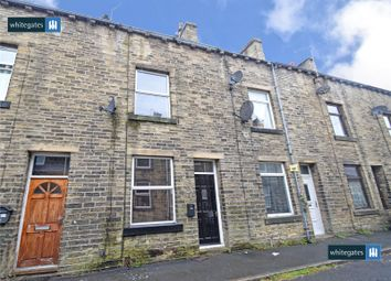 Thumbnail 3 bed terraced house for sale in Minnie Street, Haworth, West Yorkshire