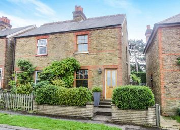 Thumbnail 2 bed semi-detached house for sale in Gladstone Road, Ashtead