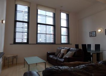 Thumbnail 2 bed flat to rent in Admin Building, 6 New Bridge Street, Manchester