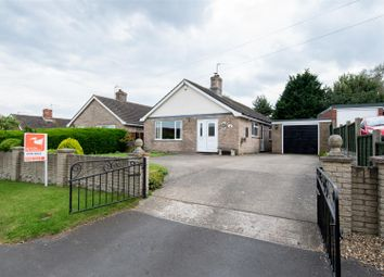 Thumbnail 3 bed bungalow for sale in Station Road, Halton Holegate, Spilsby