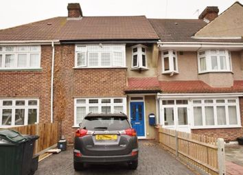 Thumbnail 3 bed terraced house to rent in West Hill Drive, Dartford
