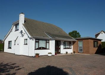 Thumbnail 3 bed detached bungalow for sale in Louth Road, Scartho, Grimsby