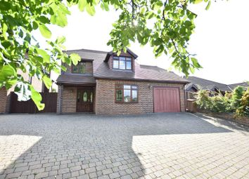 Thumbnail 4 bed detached house for sale in Broom Hill Road, Strood, Rochester