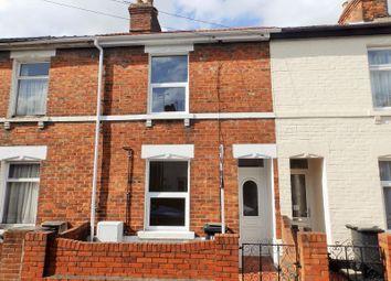 Thumbnail 2 bedroom terraced house for sale in Whiteman Street, Swindon
