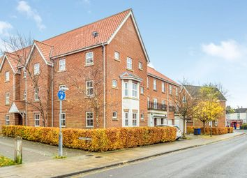 Thumbnail 2 bedroom flat for sale in Sarah West Close, Norwich
