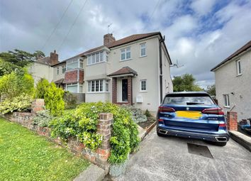 Thumbnail 3 bed semi-detached house to rent in Elberton Road, Coombe Dingle, Bristol