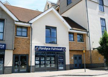 Thumbnail 2 bedroom flat for sale in Riverside, Bishop's Stortford