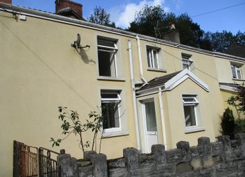 Thumbnail 2 bed end terrace house for sale in Heol Gwys, Upper Cwmtwrch, Swansea