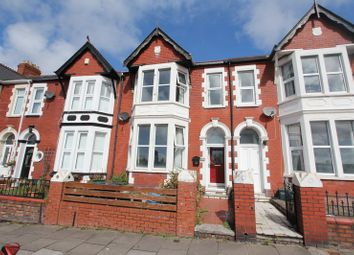 Thumbnail 4 bedroom terraced house for sale in Broad Street, Barry