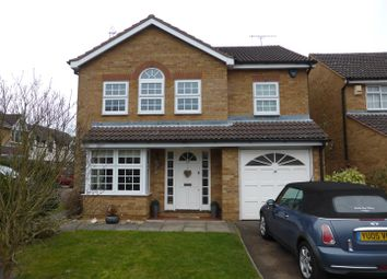 Thumbnail 4 bed detached house to rent in Tovey Close, London Colney, St.Albans