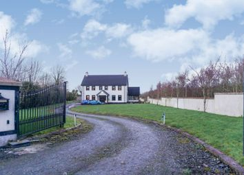 Thumbnail 5 bed detached house for sale in Milltown Road, Dungannon