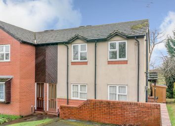 Thumbnail 1 bed flat for sale in Churchill Road, Shrewsbury
