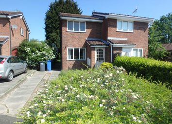 Thumbnail 2 bed semi-detached house for sale in Coldstream Close, Warrington