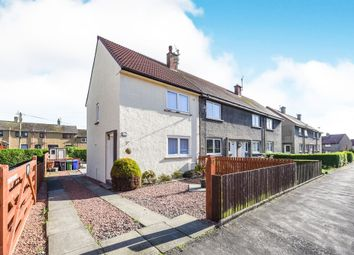 Thumbnail 2 bed end terrace house for sale in Martin Avenue, Mossblown, Ayr