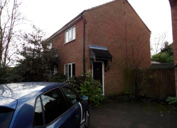 Thumbnail 2 bedroom end terrace house to rent in Kipling Way, Stowmarket