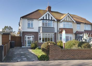Thumbnail 3 bed semi-detached house for sale in Northumberland Avenue, Cliftonville, Margate