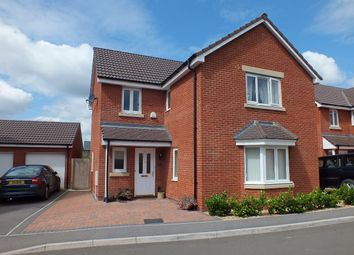 Thumbnail 4 bed detached house for sale in Leisler Gardens, Trowbridge