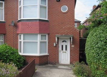 Thumbnail 3 bed terraced house to rent in Eastgate Gardens, Fenham