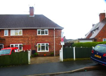 Thumbnail 2 bedroom end terrace house for sale in Langham Avenue, Nottingham