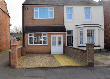 Thumbnail 3 bed semi-detached house for sale in Compton Road, Southport