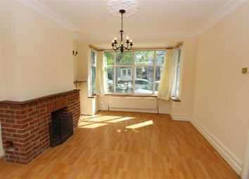 Thumbnail 3 bedroom end terrace house to rent in Albert Avenue, London